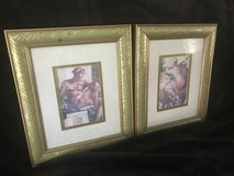 Set of 2 pictures in Kingwood, Texas