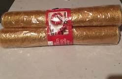 NEW mesh ribbon  2pk in Vacaville, California