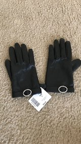 New Leather gloves size S in Spring, Texas