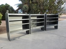 Steel Shelf Modules in Yucca Valley, California