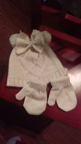 Baby Hat and Gloves 0-9 Months in Lockport, Illinois