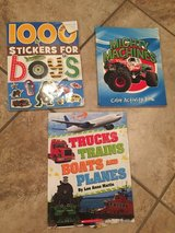 Boys books in Leesville, Louisiana