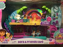 Dora and friends cafe play set- brand new in box! in Lockport, Illinois