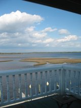 Spacious, Waterfront Apartment in Downtown Swansboro in Camp Lejeune, North Carolina