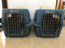 dog crates in Okinawa, Japan