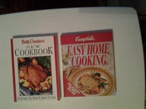 Cookbooks (Betty Crocker/ Campbell's) price each in Eglin AFB, Florida