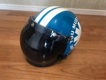 DammTrax Kids Motorcycle Helmet 57cm in Okinawa, Japan