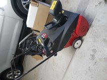 Small Gas Snow Blower in Ramstein, Germany