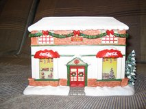 Hawthorne Village Coca Cola Holiday Gift Shop in Elgin, Illinois