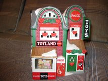 Coca Cola Town Square Collections Toyland in Elgin, Illinois