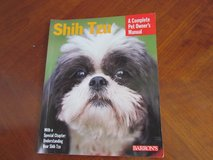 A Complete Pet Owner's Manual to the Shih Tzu in Algonquin, Illinois