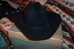 Felt Cowboy Hat sz Med in Alamogordo, New Mexico