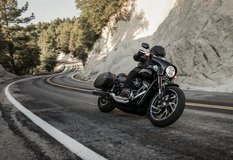 ALL NEW Harley Davidson Softail Sport Glide in Spangdahlem, Germany