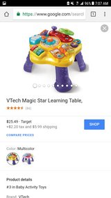 vtech table in Pleasant View, Tennessee