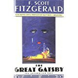 The Great Gatsby paperback in Eglin AFB, Florida