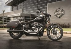 ALL NEW Harley Davidson Softail Sport Glide in Wiesbaden, GE