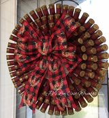 Shotgun Shells wreath in Fort Hood, Texas