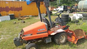 kubota zero turn mower in Beaumont, Texas