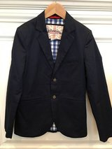 Johnnie B by Boden - Boys Navy Blue Blazer Size 11-12 in Bolingbrook, Illinois