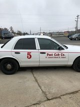 Post cab company in Fort Leonard Wood, Missouri