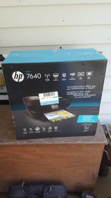 HP 7640 Printer in Leesville, Louisiana