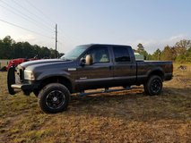 06 Ford F250 4wd Diesel in Leesville, Louisiana