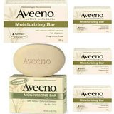 5 Aveeno Sensitive Skin Oatmeal Moisturizing Bars in Travis AFB, California