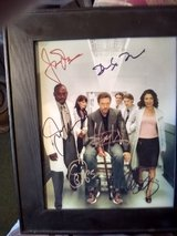 TV show house signed picture in Fort Benning, Georgia