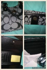 COACH purse, wallet & sunglasses!!!! in Baytown, Texas