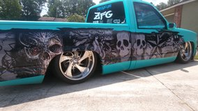 Decals/graphics/vehicle wraps in Fort Polk, Louisiana