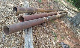 metal post/pipe in Warner Robins, Georgia