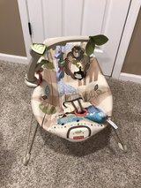 Fisher Price bouncy seat in Bolingbrook, Illinois