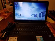 HP Laptop 15.6 Inch Windows 10 Excellent unused condition in Pleasant View, Tennessee