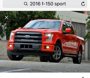 2016 Ford F-150 black grill (new) in Yorkville, Illinois