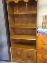 Solid wood bookcase in Fairfield, California