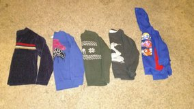 Boys 6/7 fall/winter clothes in Fort Campbell, Kentucky