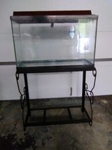 Fish tank and stand in Westmont, Illinois