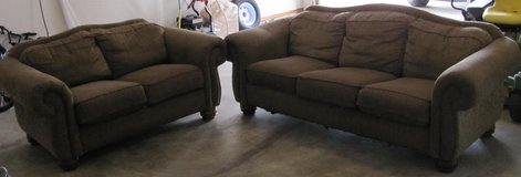 Lazy Boy Couch and Loveseat in Fort Leonard Wood, Missouri