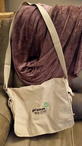 Girl Scout 100 year Anniversary Messenger Bag in Olympia, Washington
