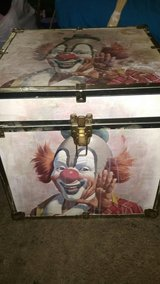 Ringling Brothers trunk in Salina, Kansas