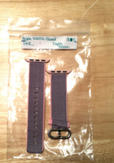 Apple Watch band 38mm Pink nylon in Fort Campbell, Kentucky