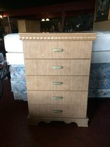 Tall Chest of Drawer Dresser in Fort Polk, Louisiana