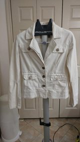 Ladies Cream Colored Refuge Jacket in CyFair, Texas
