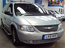 CHRYSLER GRAND VOYAGER LTD - 78K!! in Lakenheath, UK
