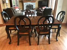 Kitchen Table and 6 Chairs in Bartlett, Illinois