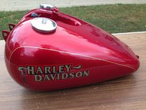 HARLEY DAVIDSON FUEL GAS TANK OEM FXDL DYNA 96-2003 in Elgin, Illinois