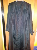 Grad gown in Kingwood, Texas