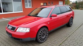 Audi A6 Wagon AUTOMATIC, Heated Seats, A/C, New Service, New TÜV, in Ramstein, Germany