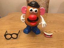 Mr. Potato head in Fort Bliss, Texas