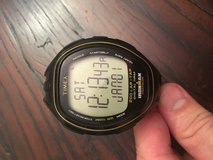 Timex Ironman Triathlon watch and heart rate monitor in Okinawa, Japan